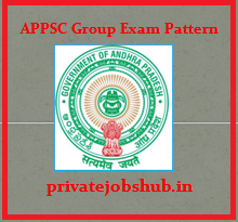 APPSC Group 2 Exam Pattern