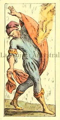 Tarot de Mitelli: La Torre