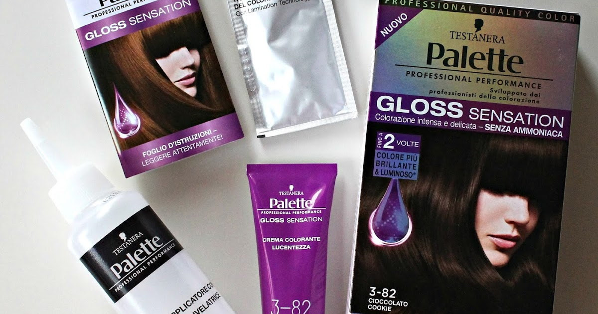 Testanera Palette Gloss Sensation # Recensione