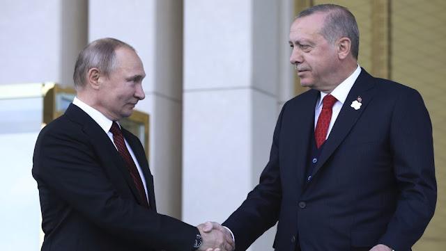 Γιατί το φλερτ Τουρκίας - Ρωσίας δεν έχει μέλλον