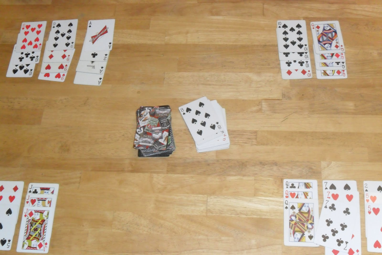 Hand And Foot Card Game Directions 45