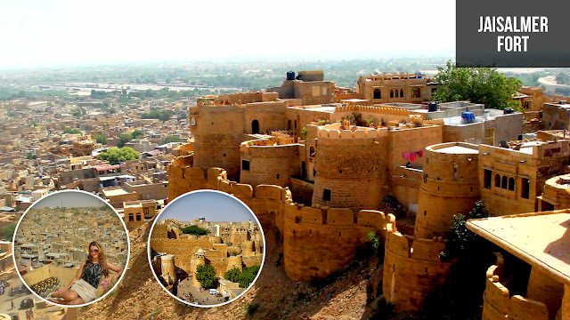 Jaisalmer Fort or Sonar Quilla