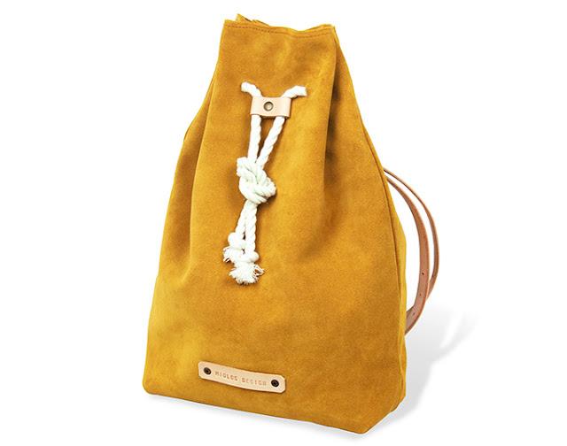 mochila saco de Miolos design