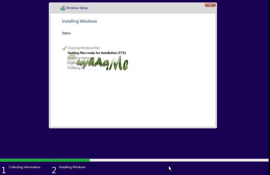 Cara Install Windows 10 Lengkap kuyhaa