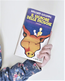 Il signore delle mosche William Golding Recensione no-spoiler Felice con un libro