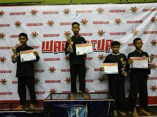 MA Walisongo Juarai Kejuaraan Pencak Silat Karisidenan Pati - Demak
