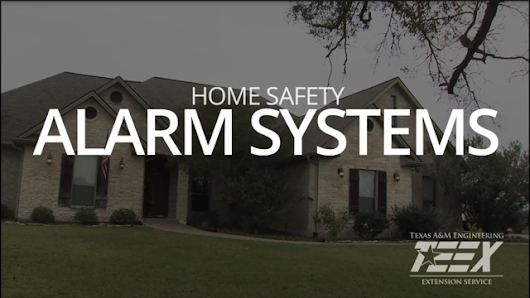 Burglar Proof Your Home #7: Alarm Systems