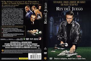 El Rey del juego (1965) » Carátula