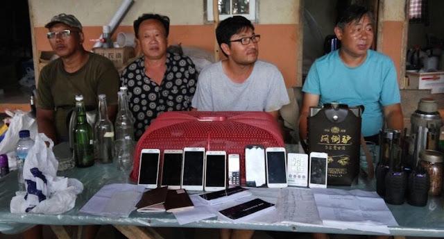 Aneh Ya, Kok Bisa Gitu Petani Ilegal China Kantongi NPWP dan SIM A di Bogor, Ajaib Ya? : kabar Terbaru Hari Ini