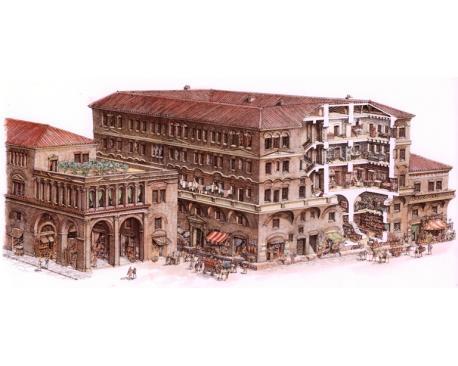 Ipat2013 rafaell pez toribiomoreno la casa romana for Immagini di case antiche