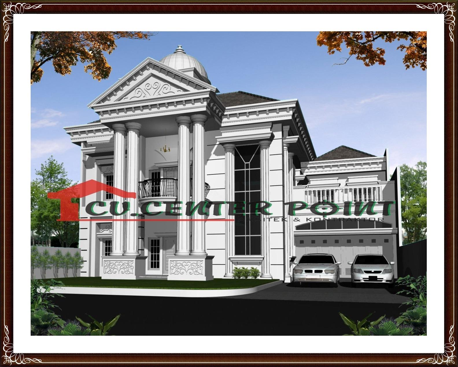 Jasa Desain Rumah Di Palangkaraya Fasade Rumah Mediterania