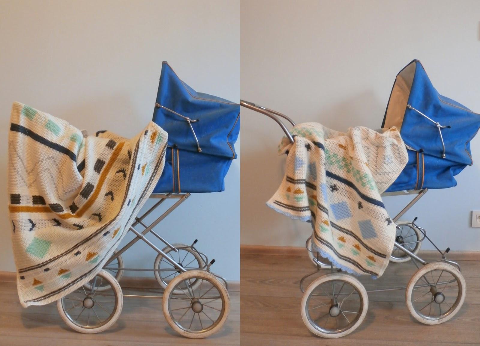 Vlijtig Liesje Knutselt Baby Dolly Plaid Met Gratis Handleiding