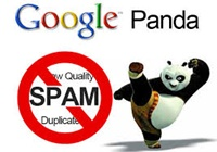 recover google panda