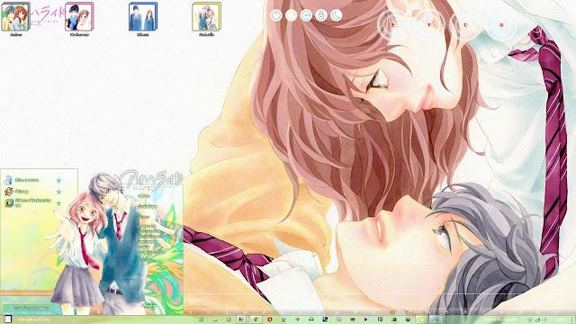 Ao Haru Ride Theme Win 7 by Andrea_37