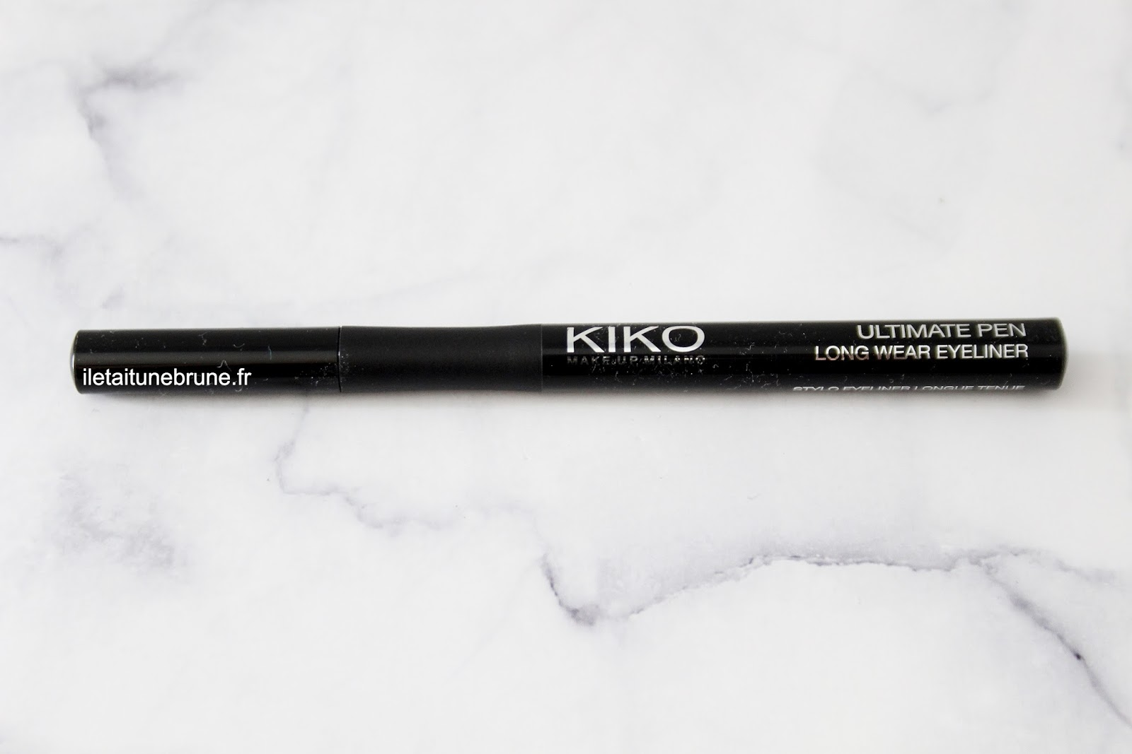 ultimate pen long wear eyeliner de kiko