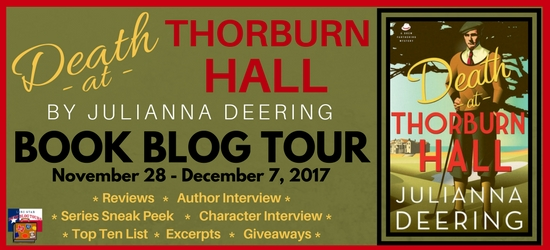 Death at Thornburn Hall Book Blog Tour, Excerpt, and Giveaway #LoneStarLit
