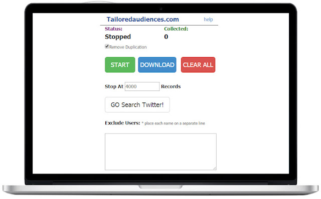 [GIVEAWAY] Tailored Audiences [Powerful Tool Available for Twitter  Campaigns]