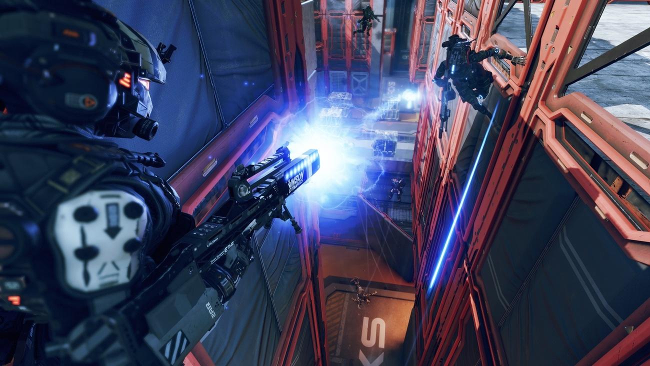Ya disponible el nuevo modo munición real en Titanfall 2