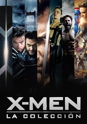X-Men Coleccion DVD R1 NTSC Latino