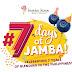Jamba Juice Celebrates Seven Years of Life Well Blended #7DaysofJamba