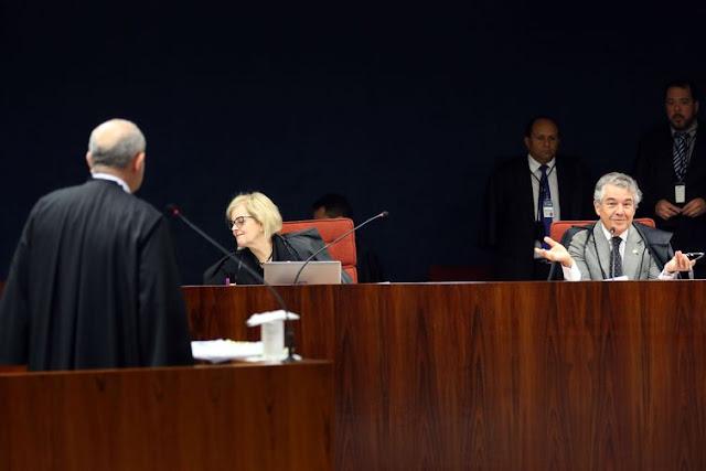 Julgamento de Aécio Neves no STF