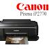 Reset printer canon ip2770 lỗi 5B00, 5B01