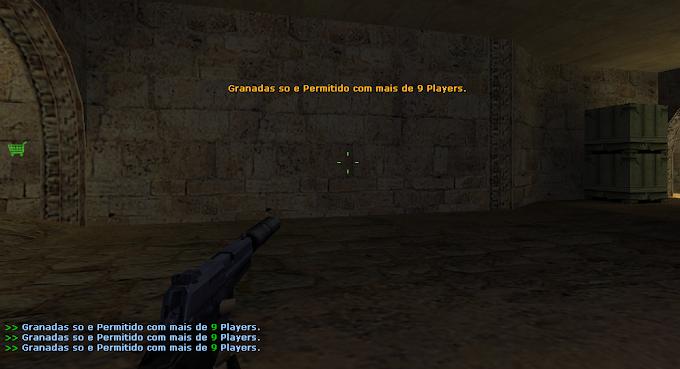 Plugin - Controle das Granadas