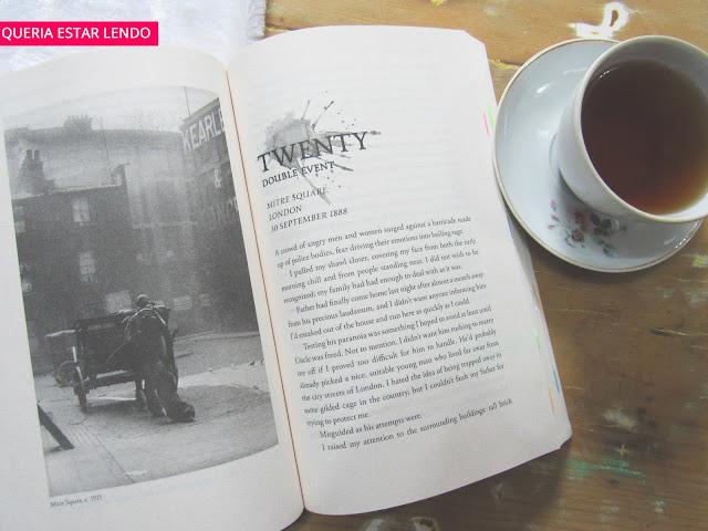 Resenha: Stalking Jack the Ripper (Jack, o Estripador: Rastros de Sangue)