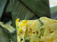 Resep Masakan Jawa Botok Jagung Khas Blitar