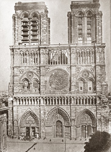 Image Result For How Old Is Notre Dame