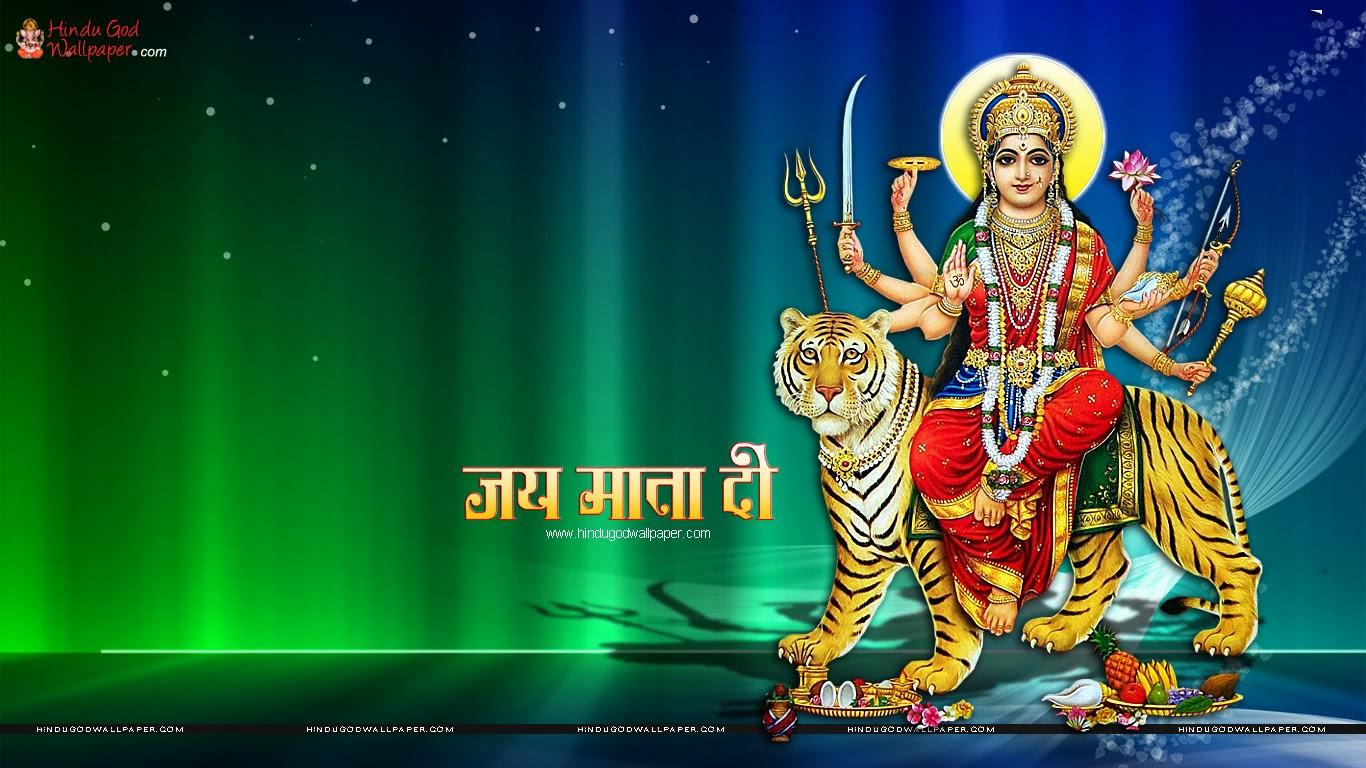 Mata Rani Wallpaper 3d Bhagwan Ji Help Me Best Happy Navratri Wallpapers In Hd