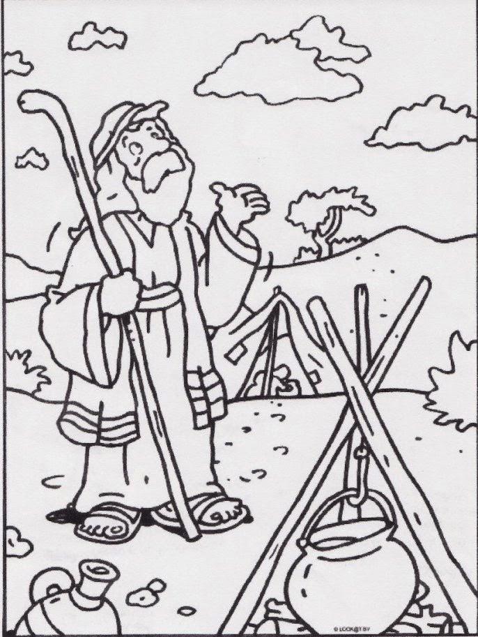 ME ABURRE LA RELIGIÓN: DIOS LLAMA A ABRAHAM