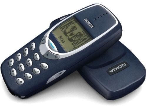 New Nokia 3310 with color display