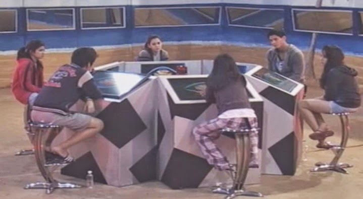 Remaining housemates PBB All In