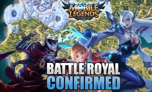 Mobile Legends Akan Ada Mode Permainan Baru Battle Royale
