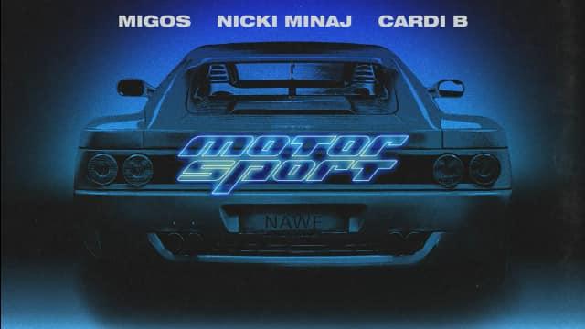 VIDEO: MIGOS FT CARDI B & NICKI MINAJ - MOTORSPORT - (BEHIND THE SCENE)