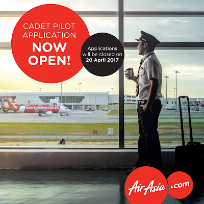 AirAsia Cadet Pilot Application
