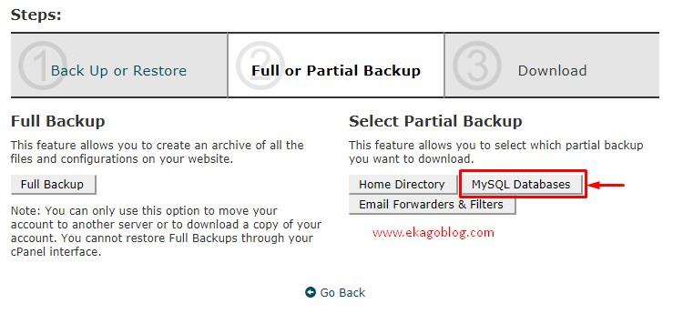 Cara Mudah Backup Data WordPress Anda