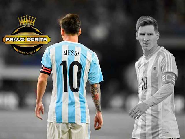 Messi Kembali Bermain Di Panggung Piala Dunia