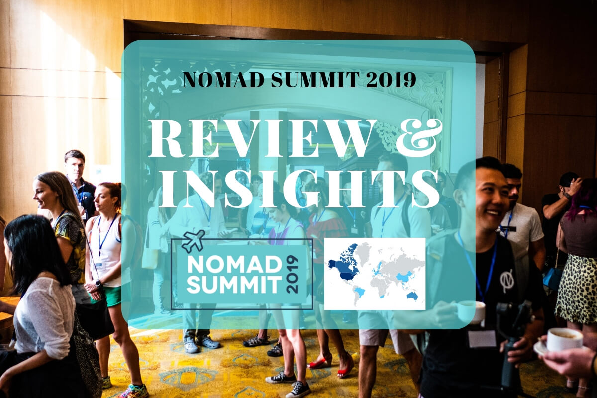 2019 Nomad Summit Recap, Review and Survey Results