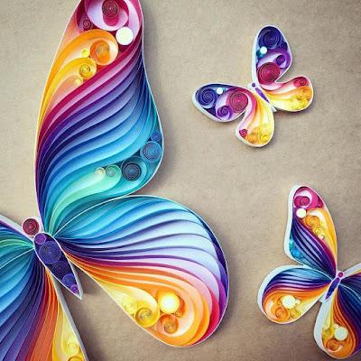 Obra de arte en papel