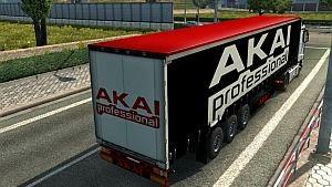Akai trailer mod