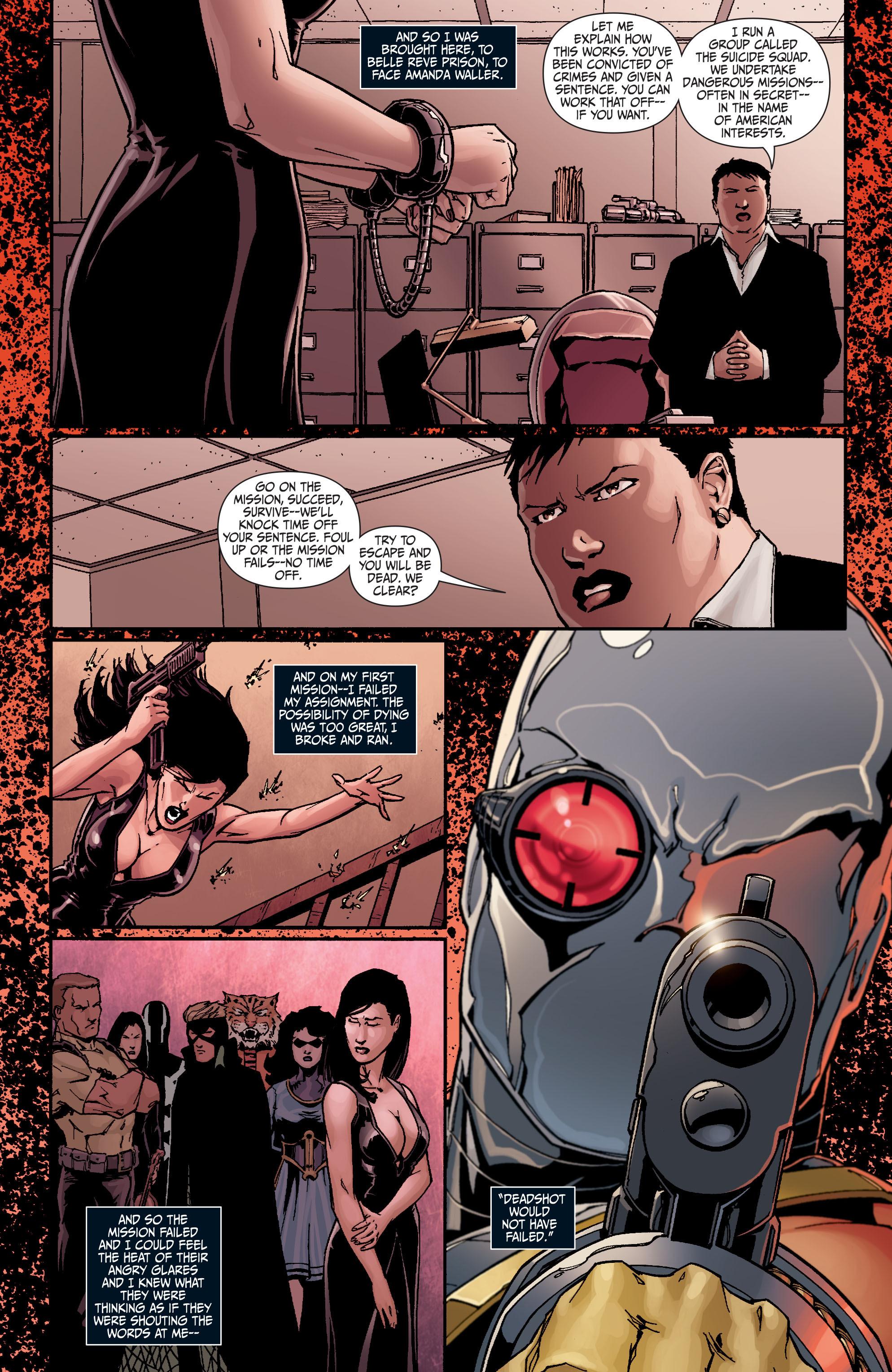 Read online Secret Six (2008) comic -  Issue #17 - 3