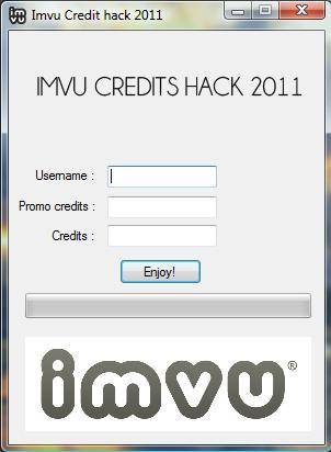 imvu credits hack 2011