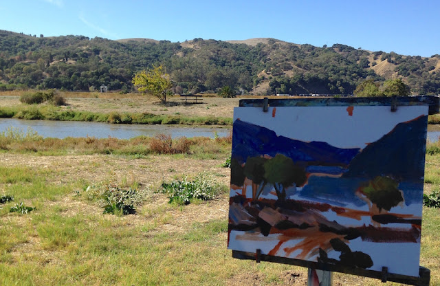 plein air painting concord art association
