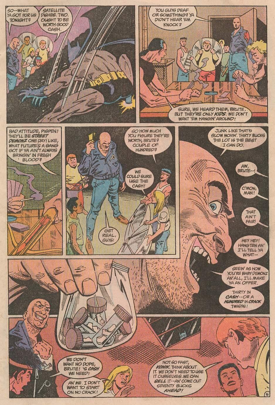 Detective Comics (1937) 614 Page 5