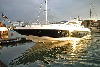 yacht CAPTAIN    -    SUNSEEKER 72 FT