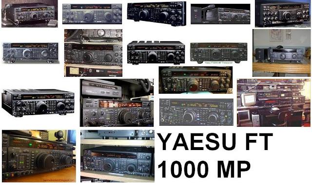 yaesu ft 1000 mp serisi cihaz