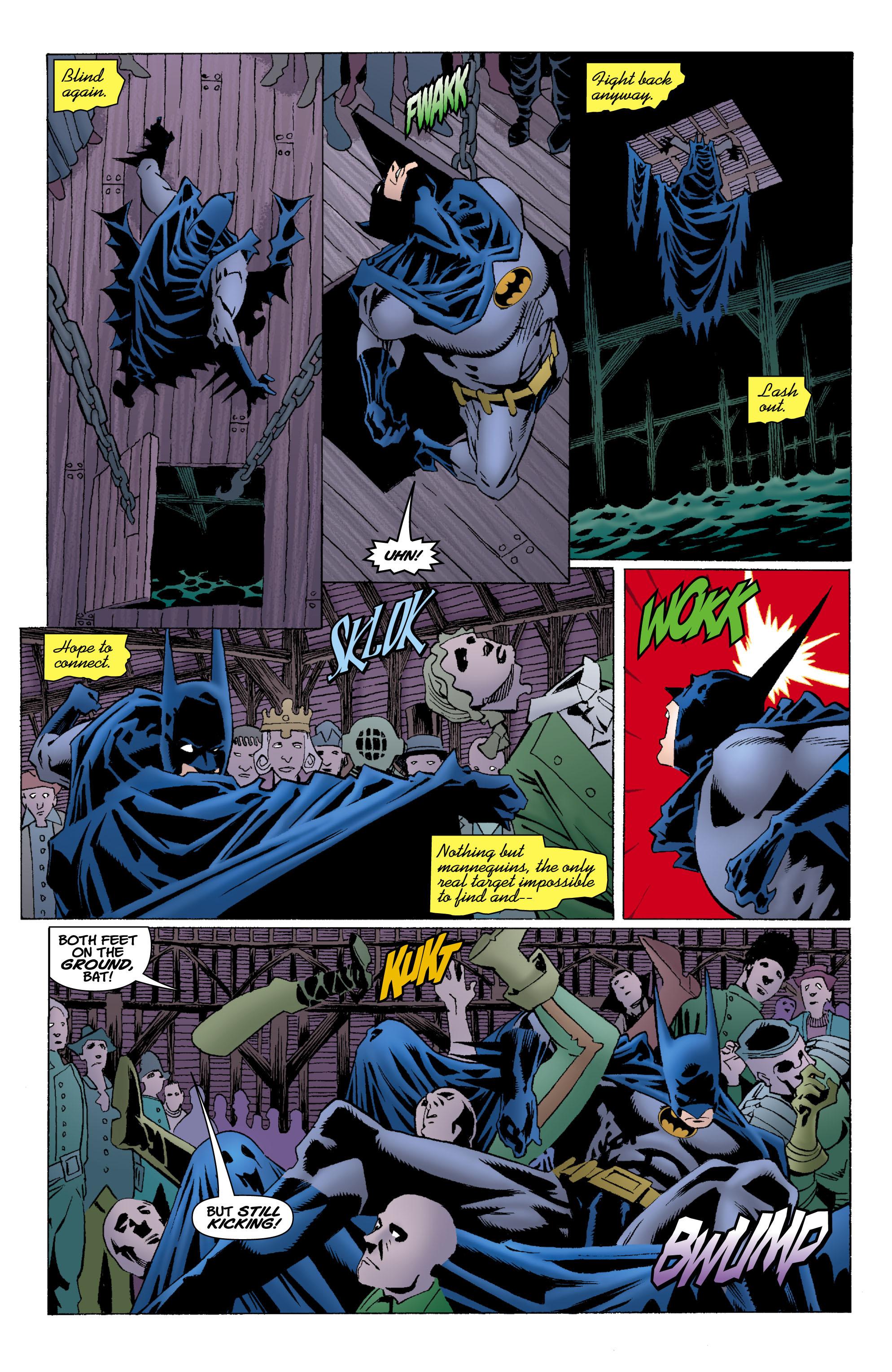 Read online Batman: Unseen comic -  Issue #4 - 16