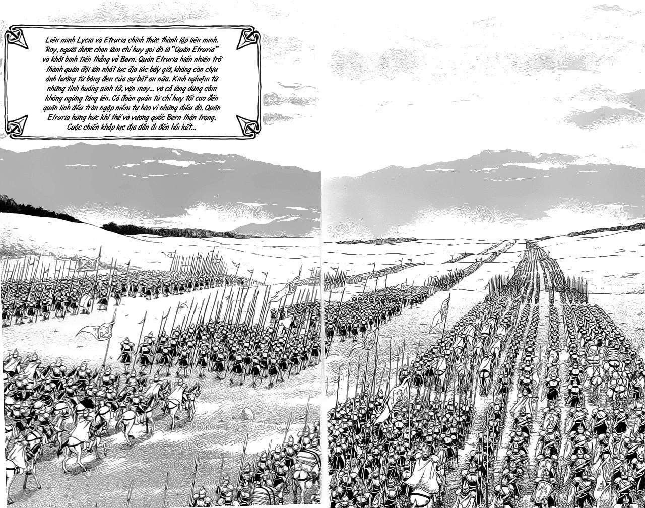 Fire Emblem - Hasha no Tsurugi chap 032 trang 30